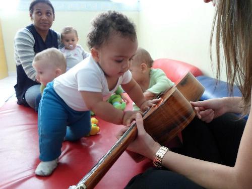 Música para os Bebês