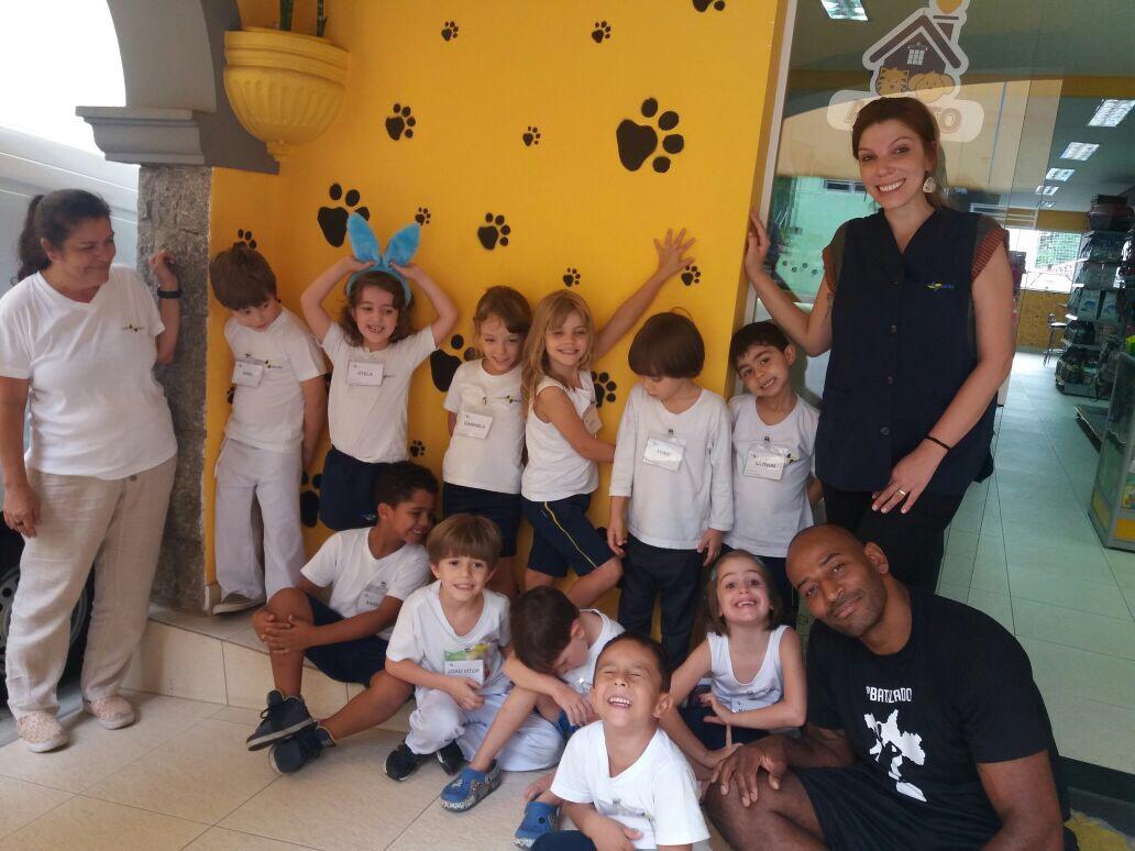 Crianças e bichos: descobertas, curiosidades e cuidados