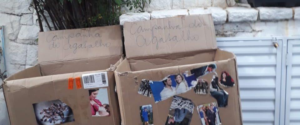 Catavento apoia Campanha do Agasalho 2018