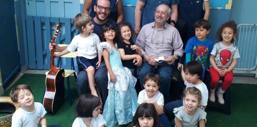 """:: Família compartilha sua história musical para projeto """"Eu Nasci Aqui"""" ::"""