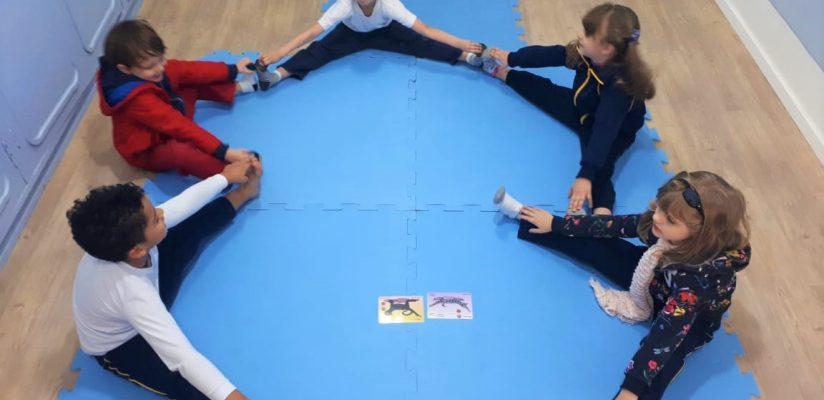 Aulas de Yoga com Luciana Polloni