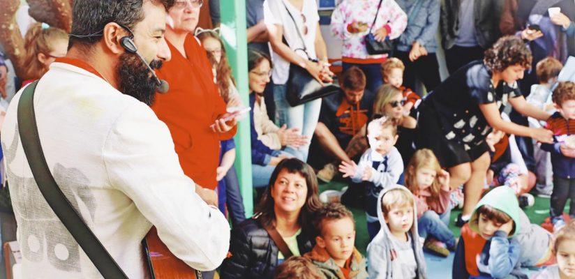 Feira Literária: uma festa de brincar e aprender