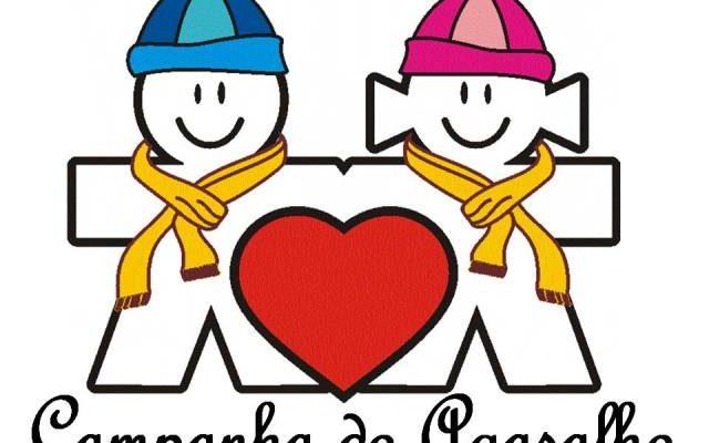 Campanha do agasalho: Escola arrecada doações e aproveita para conversar com crianças sobre a solidariedade