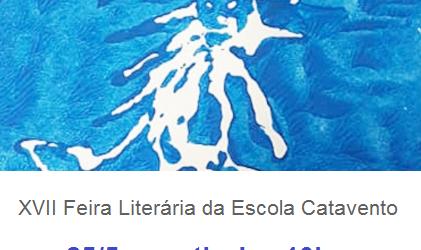 Programação da XVII Feira Literária da Escola Catavento