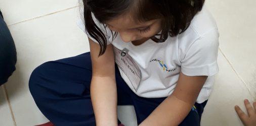 Projeto transforma relação das crianças com insetos