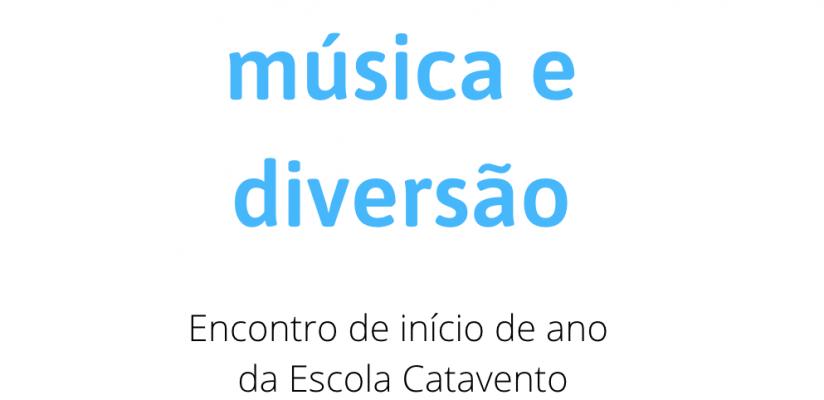 Comunidade, música e diversão