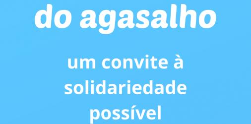 """""""Campanha do agasalho"""": um convite à solidariedade possível"""