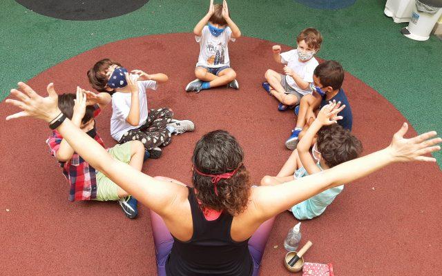 Escola promove encontros para marcar o encerramento do ciclo