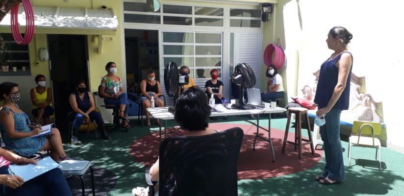 Jornada pedagógica prepara equipe para os desafios de 2021